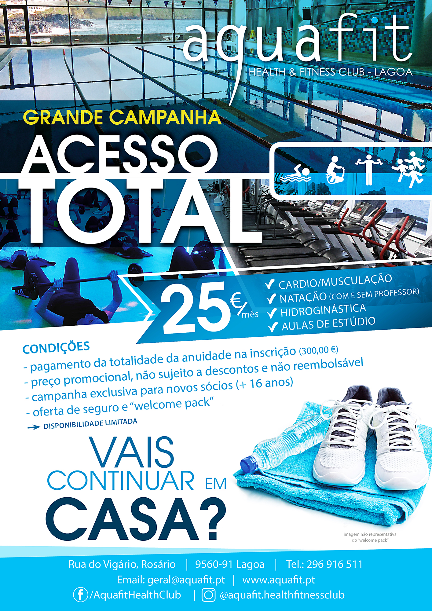 Cartaz - Campanha Cartão FIT
